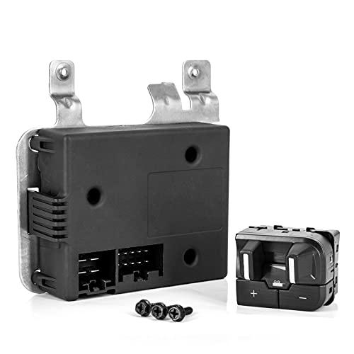 CULMKARI Integrated Electronic Trailer Brake Controller Fit for Dodge Ram 1500 2500 3500 4500 5500 2016-2018, Ram 1500 Classic 2019-2020 82215040AB 82215040AC 82214492AB