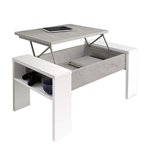 Wink Design Tavolini, Pannelli Ecologici di Particelle di Legno, Unica