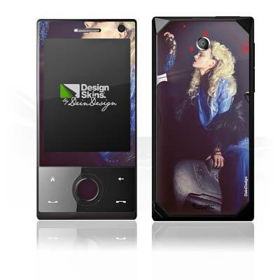 DeinDesign HTC Touch Diamond Case Skin Sticker aus Vinyl-Folie Aufkleber Frau Föhn Kamm