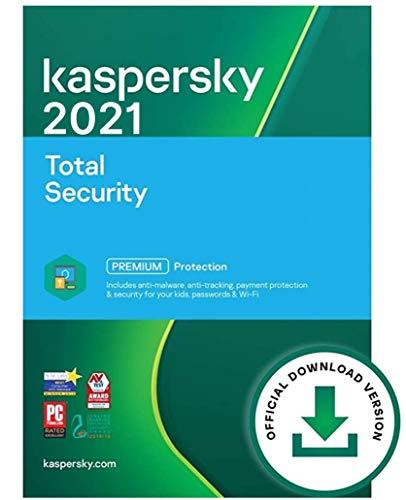 KASPERSKY TOTAL 5PC 1 AÑO licencia por email no disco