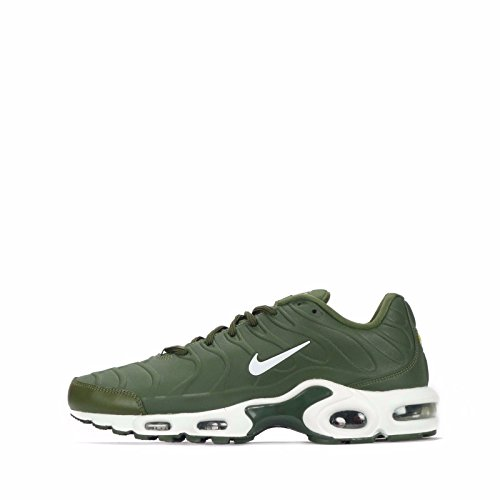 Nike Air Max Plus Tuned 1VT Zapatillas de para hombre, color Verde, talla 41 EU