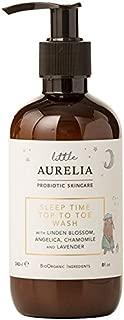 Little Aurelia Sleep Time Top to Toe Wash - 240 ml
