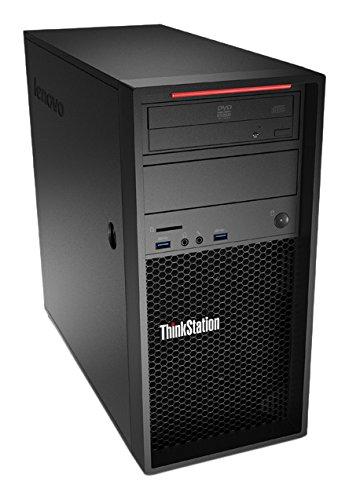 Lenovo ThinkStation P300 Tower 3.3GHz E3-1226V3 Torre Nero Stazione di lavoro