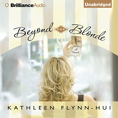 Beyond the Blonde audiobook cover art