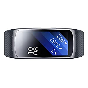 Samsung Gear Fit 2 – Pulsera de Fitness de 1.5» (4 GB, 1 GHz, 512