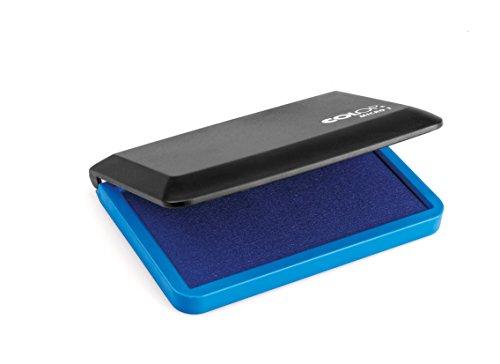 Colop Micro 1 - blue Tampon Encreur bleu
