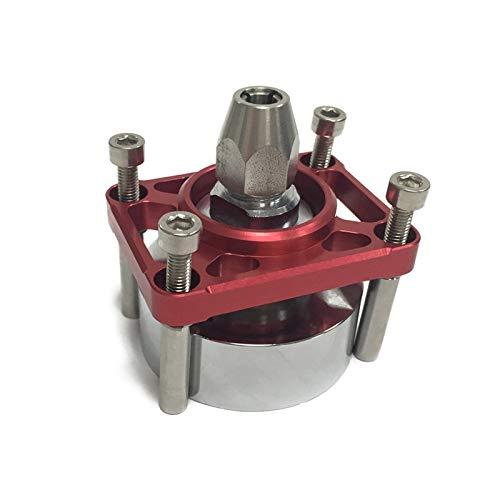 XUSUYUNCHUANG-HAT 1 stück Motorkupplung for 26ccm / 29cc / 30cc Zenoah/Huasheng/QJ Benzinmotor Ersatzteile for RC-Bootsmodell Boot Zubehör