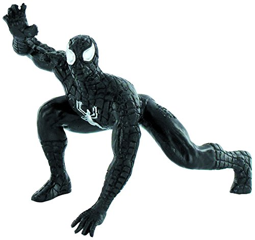 Marvel Black Spiderman II - Figurine 7 cm