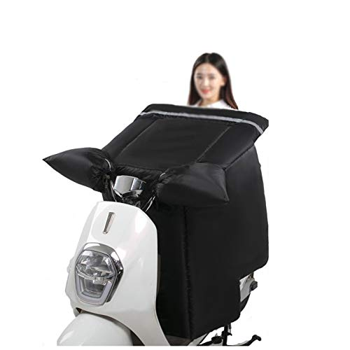 The Electric Car is Protected from The Cold by The Wind in Winter and is Simple with Large Side Flap Pockets Suitable for Adults,f
