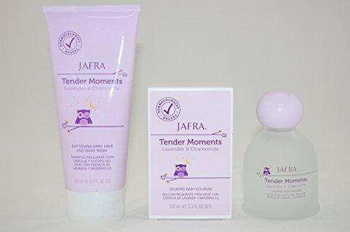 Jafra tender moments lavender and chamomile set