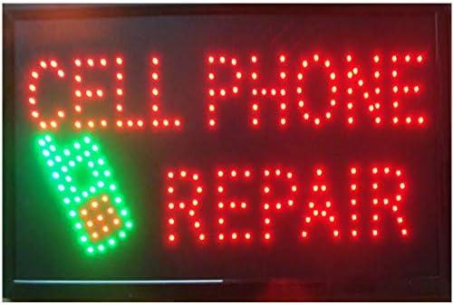 Cell phone repair signs