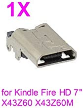 PHONSUN USB Charging Port Replacement for Amazon Kindle Fire HD 7