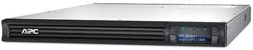 APC American Power Conversion Smart-UPS 1500VA RM 1U LCD 120V