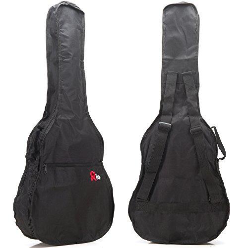 Funda de transporte para guitarra 3/4 de Río