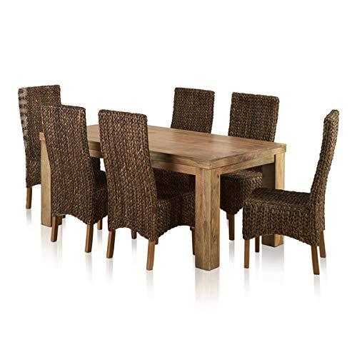 Oak Furniture Land Dining Tables Amazon Co Uk