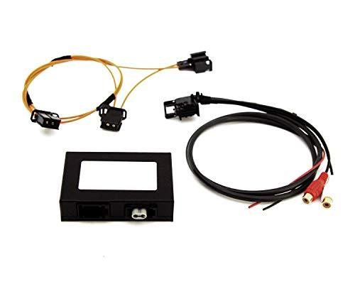A2DP - Interfaz Bluetooth con indicador de título, MMI 2G
