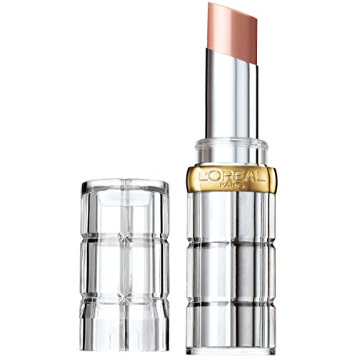 L'Oreal Colour Riche Shine Lipstick, Glossy Fawn 0.1 oz