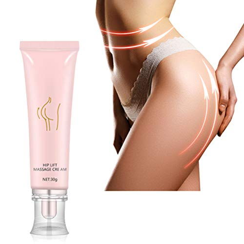 Nargut Body Massage Cream Hip Lift Massage Cream Natural Shea Butter Extraction Butt Firming Enlargement Cream