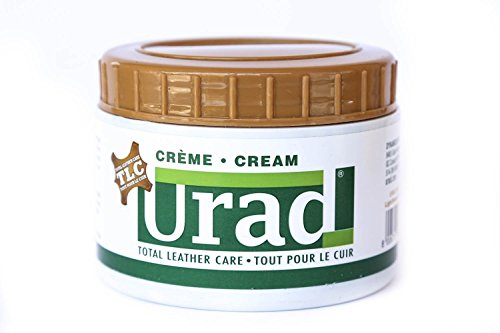Urad Leather Crme - 7 Ounces, Light Brown