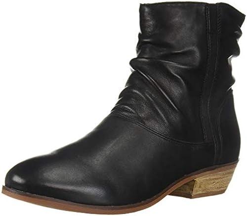 SoftWalk damen& 039;s Rochelle Ankle Stiefel, schwarz, 8.0 N US