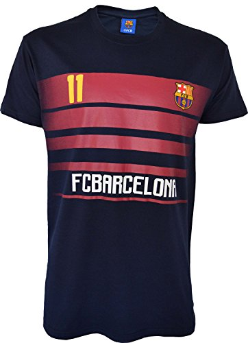 Fc Barcelone T-Shirt Barça - Neymar Jr - Collection Officielle Taille Adulte Homme S