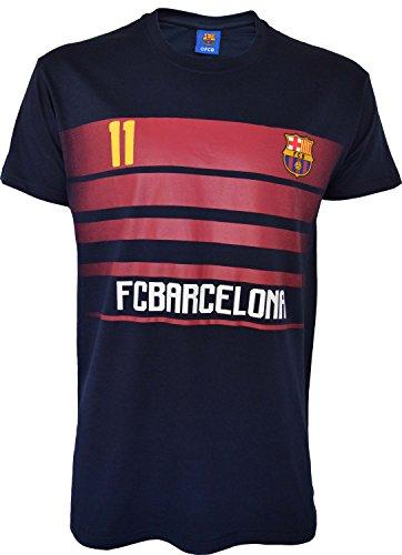 Fc Barcelone T-Shirt Barça - Neymar Jr - Collection Officielle Taille Adulte Homme S