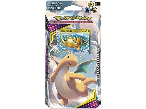 Pokemon - Baraja 60 cartas SOL Y LUNA (MENTES UNIDAS)