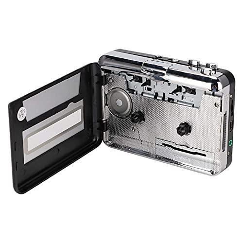 SHYEKYO Conversor de Casete fácil de Usar Reproductor de Casete a MP3 para Seven.8.10 para Windows 2000