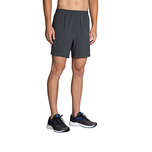 Brooks Sherpa 7' 2-in-1 Shorts Asphalt MD