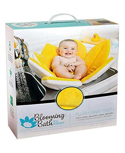 Product Image of the Blooming Bath - Baby Bath (Canary Yellow)