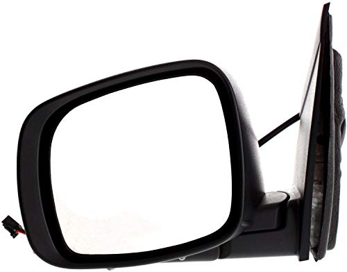 Mirror For 2008-2016 Dodge Grand Caravan Driver Side Heated