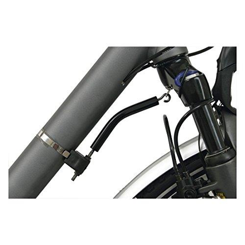 Hebie Elastomer Lenkungsdämpfer, schwarz, 5 x 5 x 3 cm