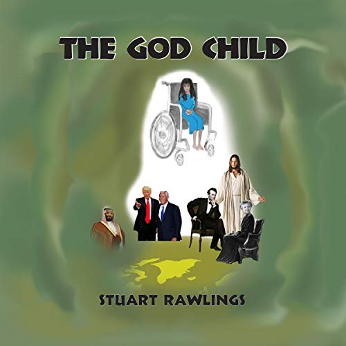 The God Child audiobook cover art