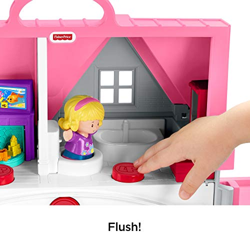 Fisher-Price Little People Big Helpers Home