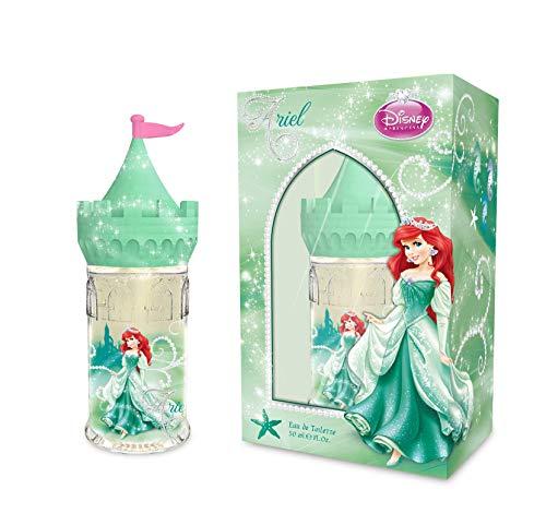 Las Princesas de Disney Como todas las princesas, tu princesa merece su propio castillo fragante. No esperes más y dale el mismo perfume que a Ariel. 476 g