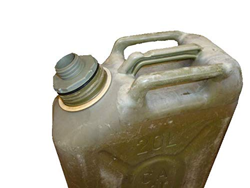 EZ-POUR Jerry Can Adapter - Update Your Jerry Cans