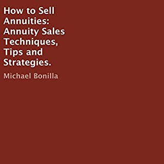 How to Sell Annuities audiobook cover art
