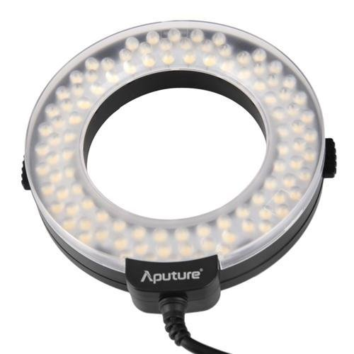4. Aputure Amaran AHL-HN100 CRI 95 + LED Macro Ring Flash Light