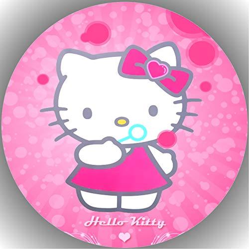 Premium Esspapier Tortenaufleger Tortenbild Geburtstag Hello Kitty T2