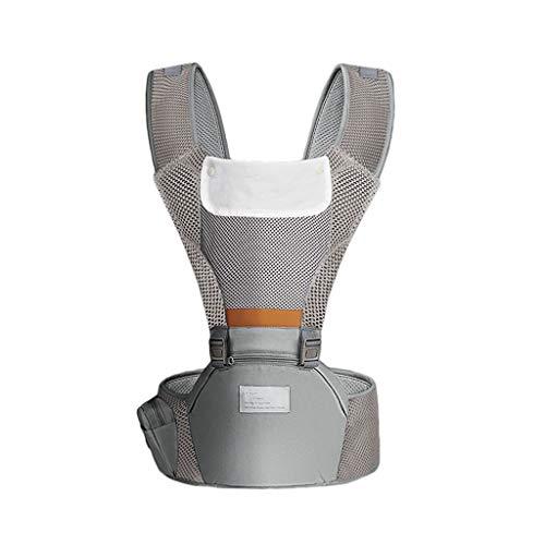 Porte-bébé à la Taille Tabouret Simple Tabouret en Coton Respirant, adapté aux Mois d'été ( Color : C )