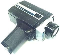 8mm Film Camera - Keystone TLX Electric Eye Movie Film Camera 814 w/Auto Zoom
