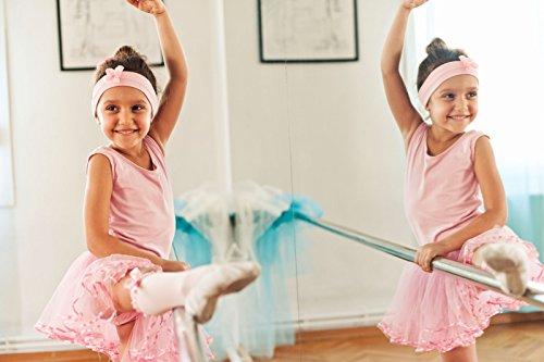 Tanzspiegel Spiegelwand Für Fitness Und Ballett Sport Premium Glas 100 x 170 cm mit Splitterschutzfolie