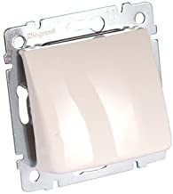 770101 interruptor 10ax//250v aluminio valena Ref Legrand 6561050001