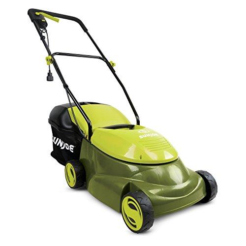 Sun Joe MJ401E-PRO 13 Amp Electric Lawn Mower w/Side Discharge Chute, 14