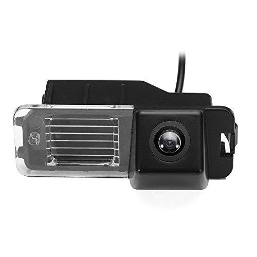 Auto Nachtsicht Rückfahrkamera Einparkkamera Kamera Einparkhilfe Farbkamera Rückfahrsystem Einparkkamera Wasserdicht für VW Beetle Golf 6 Golf VI MK6 MK7 GTI GTD R20 Lupo Scirocco Passat