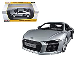 die-cast metal and some plastic parts