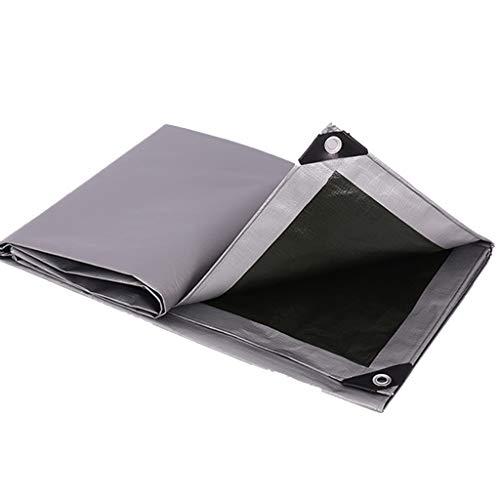 DxiumzHP dekzeildoek, waterdicht, zon- en slijtvaste doek, stofdichte luifel voor tuintafels en stoelen, geïsoleerde luifel.