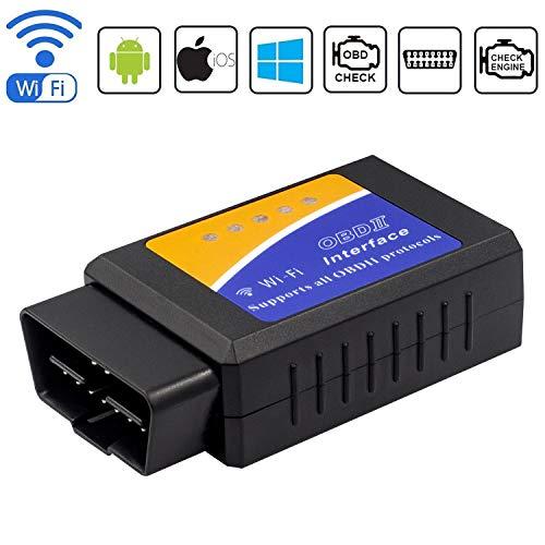 ETbotu ELM 327/V1.5/WiFi OBD2/OBDII auto PIC18/F25/K80/chip OBD 2/lettore di codice auto Android//iOS diagnostic-tool
