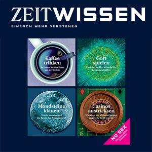 ZeitWissen, August 2005 Titelbild