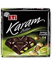 Eti Karam Antep Fıstıklı Bitter Çikolata 60 g